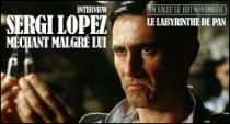 INTERVIEW DE SERGI LOPEZ