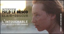 INTERVIEW D'ISILD LE BESCO