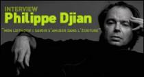 INTERVIEW DE PHILIPPE DJIAN