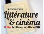 Une rétro littérature et cinéma