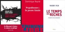 Prix du Livre Politique : les finalistes