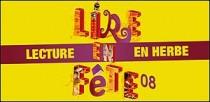 LIRE EN FETE 2008