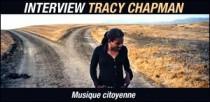 INTERVIEW DE TRACY CHAPMAN