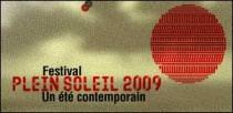 FESTIVAL PLEIN SOLEIL 2009