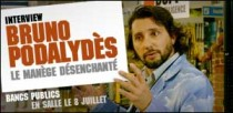 INTERVIEW DE BRUNO PODALYDES
