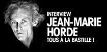 INTERVIEW DE JEAN-MARIE HORDE