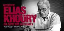 INTERVIEW D'ELIAS KHOURY