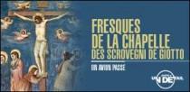 JUSTE UN DETAIL : FRESQUES DE LA CHAPELLE DES SCROVEGNI DE GIOTTO