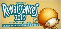 FESTIVAL RENAISSANCES 2010