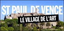 Saint-Paul de Vence, le village de l'art