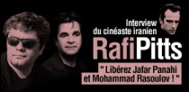 INTERVIEW DU CINÉASTE IRANIEN RAFI PITTS