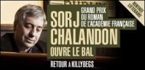 Sorj Chalandon ouvre le bal des prix littéraires