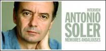 INTERVIEW D'ANTONIO SOLER
