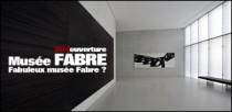 REOUVERTURE DU MUSEE FABRE