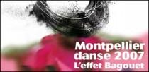FESTIVAL MONTPELLIER DANSE 2007