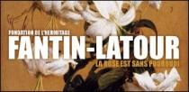 FANTIN-LATOUR A LA FONDATION DE L'HERMITAGE