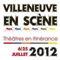 Villeneuve en scène 2012