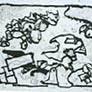 'Alechinsky, dessins de cinq décennies'