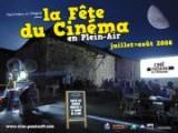 La Fête du cinéma en plein air