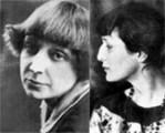 Deux femmes poètes dans la tourmente