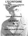 Lecture d'Ulysse de James Joyce
