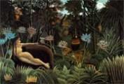 Le Douanier Rousseau - Jungles à Paris