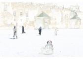 Marcella Persichetti : dissolvenze in bianco (fondu au blanc)