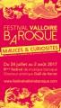 Festival Valloire baroque 2017