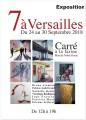 7 à Versailles