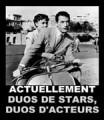 Duo de stars, duo d'acteurs