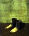 René Magritte - Tout en papier