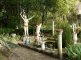 Jardin de la Luna Rossa