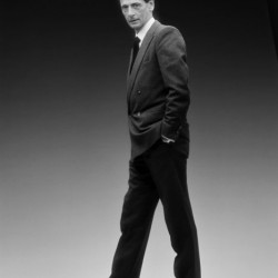 Dominique Issermann, Marc Bohan, juin 1986