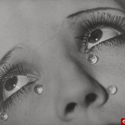 Man Ray, Larmes, circa 1933