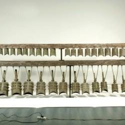 Les Fils du Ciel - Ensemble de cloches en bronze