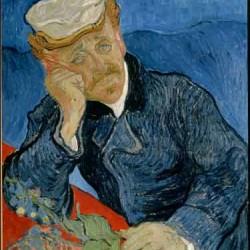 'Portrait du docteur Paul Gachet' de Van Gogh