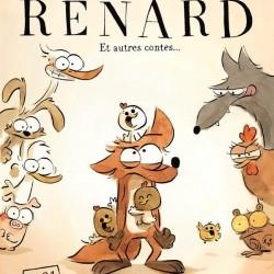 Le Grand Méchant Renard & autres contes - Affiche