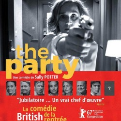 The Party - Affiche