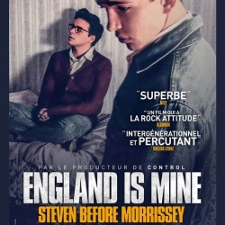 England Is Mine - Affiche