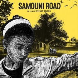 Samouni Road - Affiche