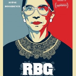 RBG : Ruth Bader Ginsburg - Affiche
