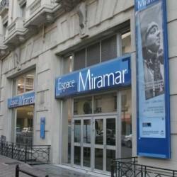 Façade de l'Espace Miramar