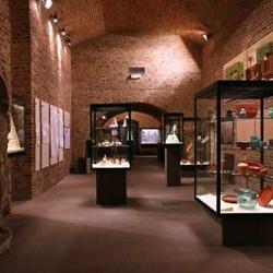Sous-sol du musée de Picardie, collections archéologiques