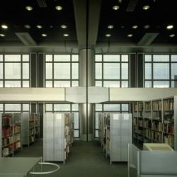 Institut du monde arabe - Bibliothèque