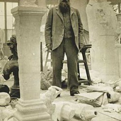 Musée Rodin, atelier