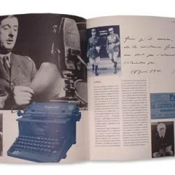 De Gaulle, Le soldat écrivain