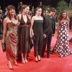 Amira Casar, Asia Argento, Lio... Cannes 2007