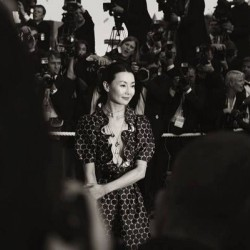 Maggie Cheung - Cannes 2007