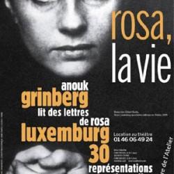 Affiche 'Rosa, la vie'