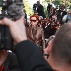 Tilda Swinton, Festival de Cannes 2007